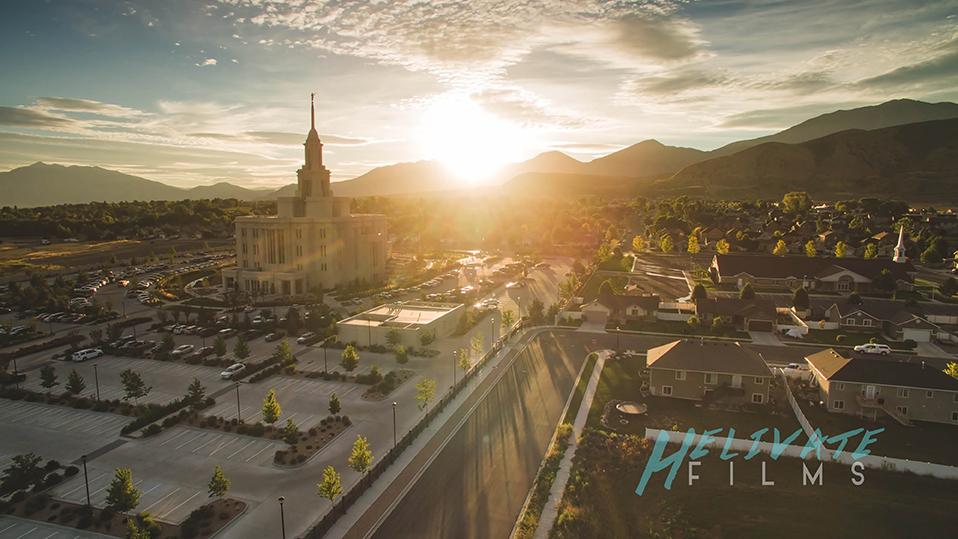 PaysonAboveWeb Payson Utah Temple Aerial Photographyuncategorized
